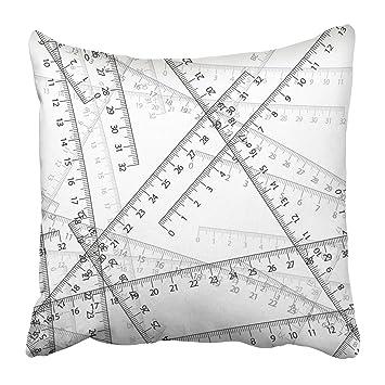 Amazon.com: Emvency Fundas de almohada decorativas para ...