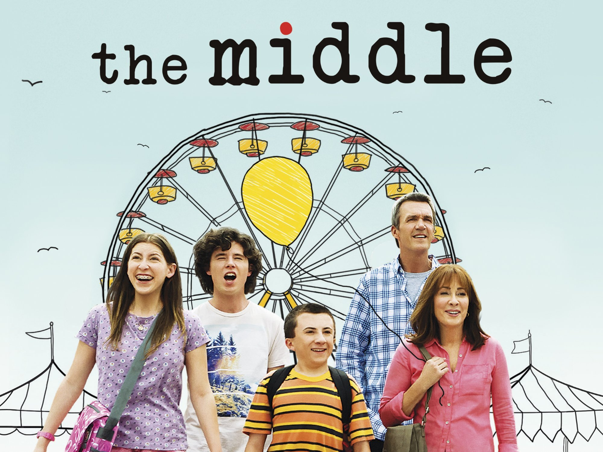 Amazonde The Middle Staffel 6 Ansehen Prime Video