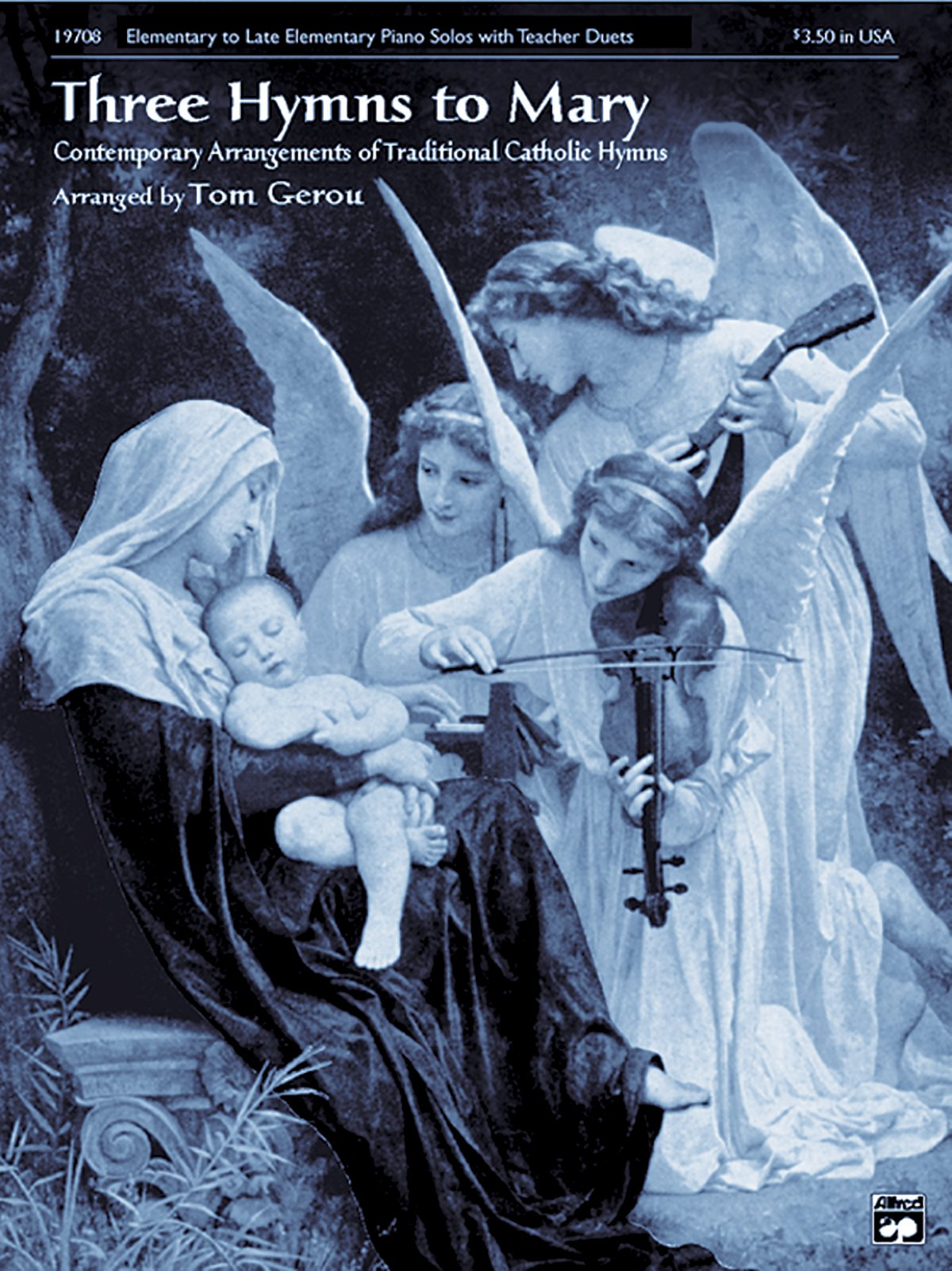 Three Hymns to Mary: Sheet pdf epub