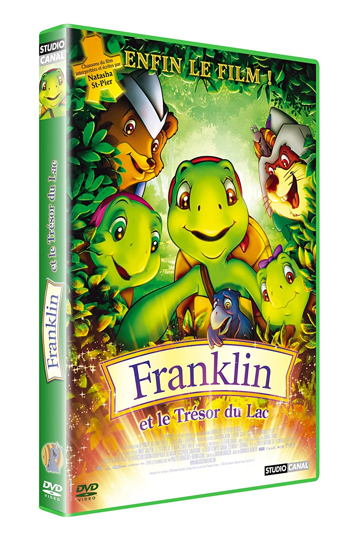 Franklin et le trésor du lac dvd blu ray amazon fr