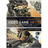 How To Become A Video Game Artist