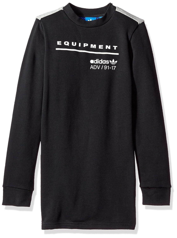 adidas Originals Boys Big Kids EQT Long Sleeve Tee