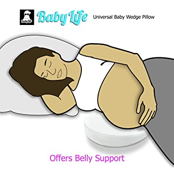 Amazon.com: Bebé vida – Universal Cuña Sleeper – Almohada ...
