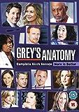 Grey's Anatomy: Season 6 [DVD] [2009]