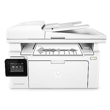 HP M130fw LaserJet Pro - Impresora láser multifunción (256 MB, fax ...