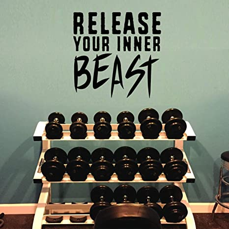 Amazon.com: kiskistonite Release Your Inner Beast ...