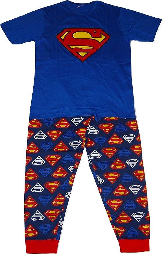 Pijamas Superman DC Comics para hombre