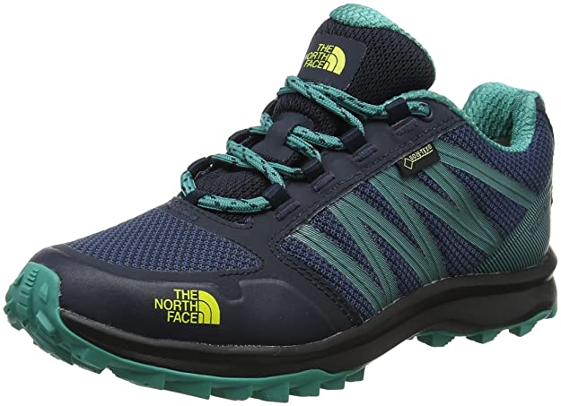 8ac99f9ca The North Face Women's Litewave Fastpack Gore-Tex Low Rise Sneakers