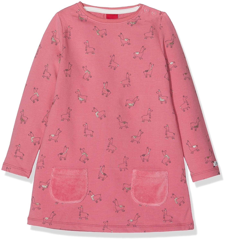 s.Oliver Baby - Mädchen Kleid s.Oliver RED LABEL Junior 65.809.82.2756