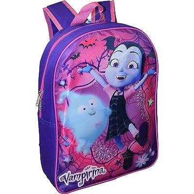 "Vampirina 15"" School Backpack: Clothing"