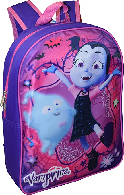 "Disney Vampirina 10/"" Mini School Backpack"