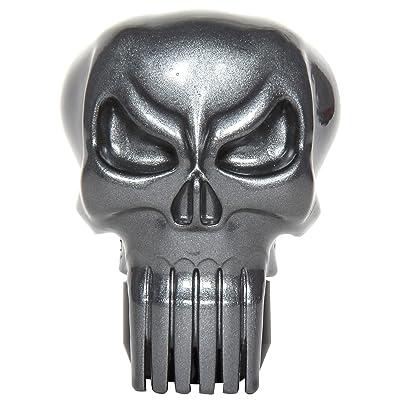 Pilot MVL-0401 Marvel Punisher Shift Knob - Universal Fit: Automotive