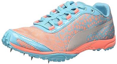 Mens Evospeed Haraka 4 Multisport Outdoor Shoes, Blue Puma
