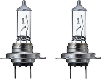 2 Pin 12V 55W 499 PX26D Trade Quality 2 Pack Halogen H7 Car Headlight Bulb