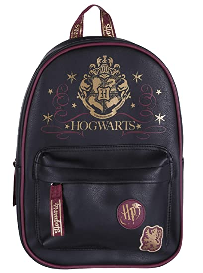 buying now detailed pictures new collection Sac à dos marron HARRY POTTER
