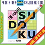 The Original Sudoku 2014 Page-A-Day Calendar