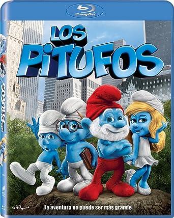 Los Pitufos - Bd [Blu-ray]: Amazon.es: Personajes Animados ...