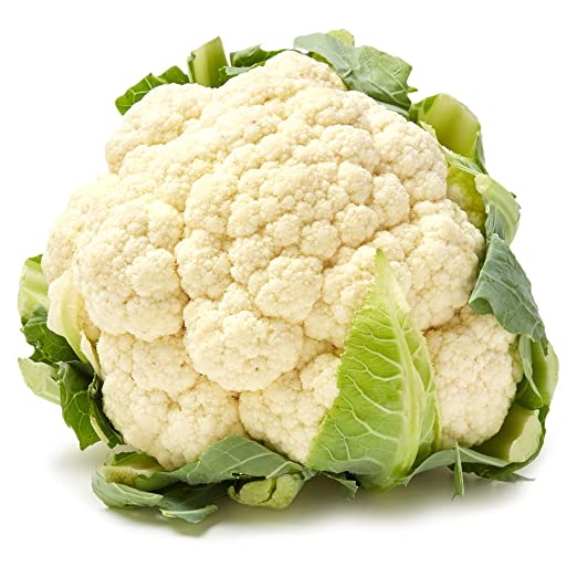 Cauliflower, One Head