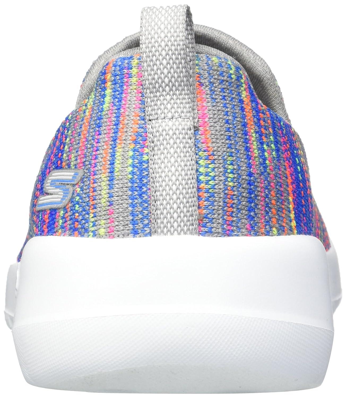 Skechers Women's Go Walk Joy-15615 Sneaker B07537PJX2 9 B(M) US|Multi