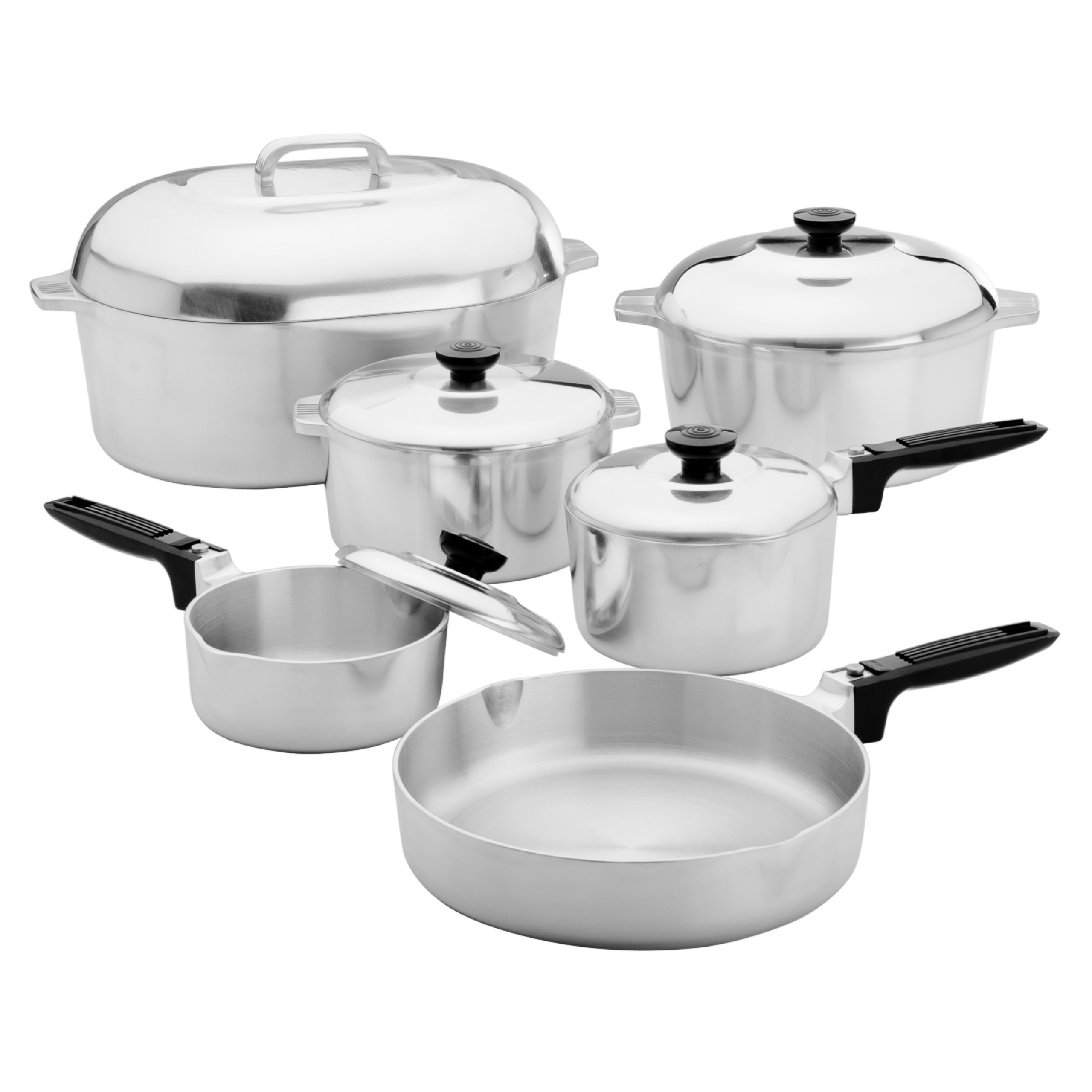 Magnalite Classic 13-Piece Cookware Set by Magnalite