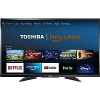 Toshiba 50LF621U19 50-inch Smart 4K UHD TV - Fire TV Edition