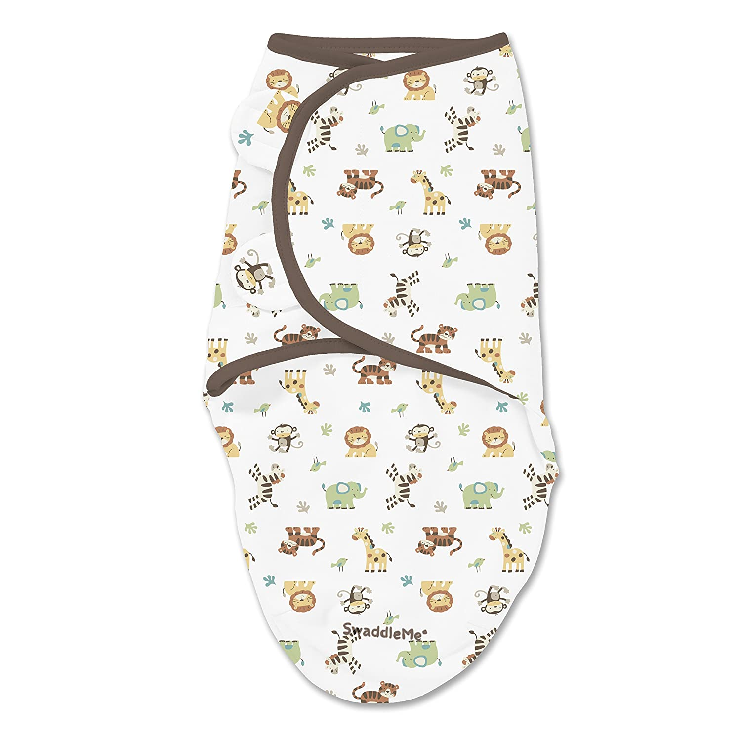 Summer Infant SwaddleMe Jungle