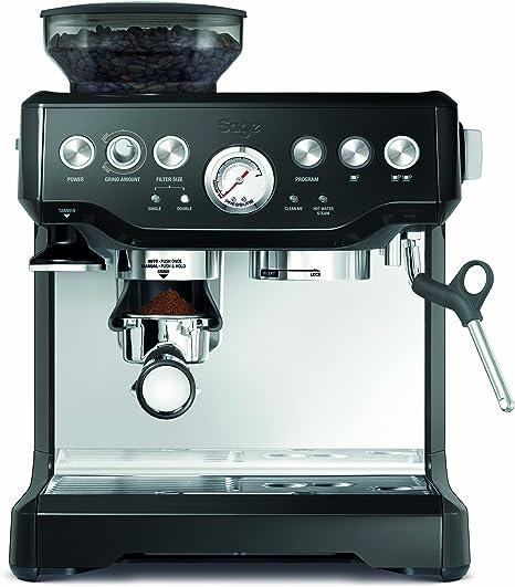 Sage The Barista Express Coffee Machine And Grinder 1700 W Black