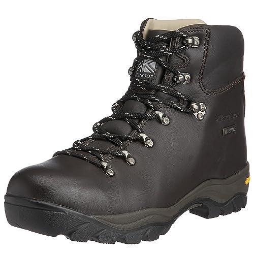 Karrimor KSB Orkney III - Zapatillas de senderismo de cuero para hombre: Amazon.es: Zapatos y complementos