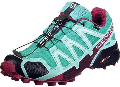 SALOMON Speedcross 4 Nocturne GTX W, Chaussures de Trail Femme