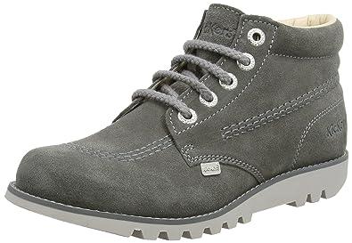 f44aec7b31 Kickers Women s Kick Hi C Ankle Boots  Amazon.co.uk  Shoes   Bags