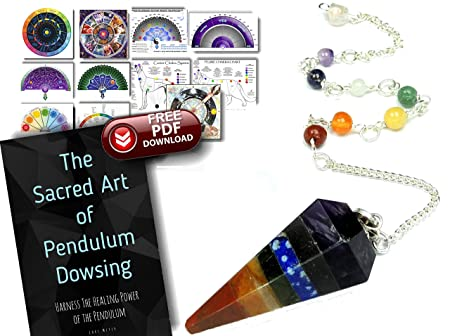 photograph about Printable Chakra Chart identify Chakra Crystals Pendulum with Guide and 6 Total-Shade