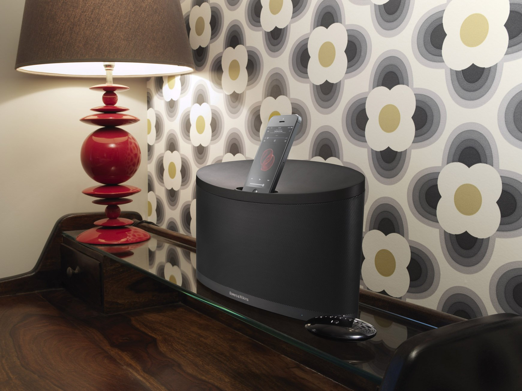 Bowers & Wilkins Z2 Wireless Music System - Black