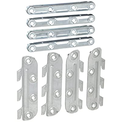 Galvanized Steel Bed Rail Fasteners by ToolSupply: Home Improvement