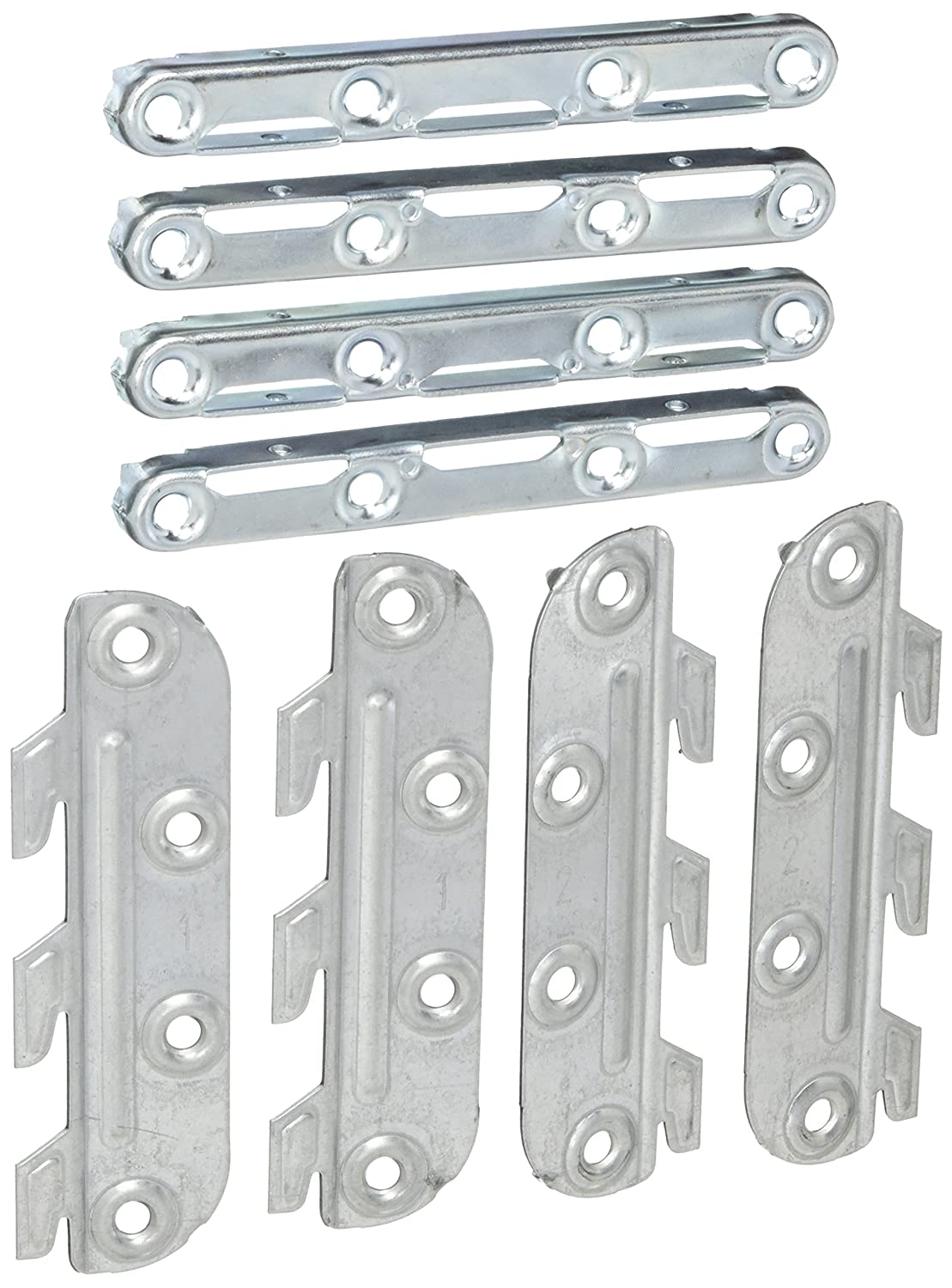 Galvanized Steel Bed Rail Fasteners Tools Supply