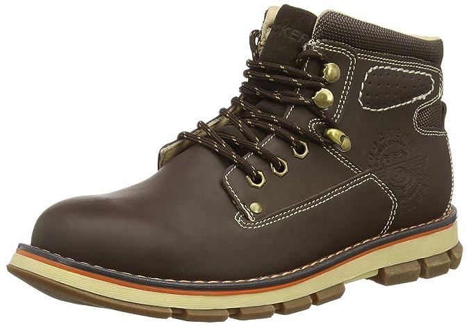 Edis - Cuir Chaussures De Protection Pour Les Hommes, Vert, Taille 42