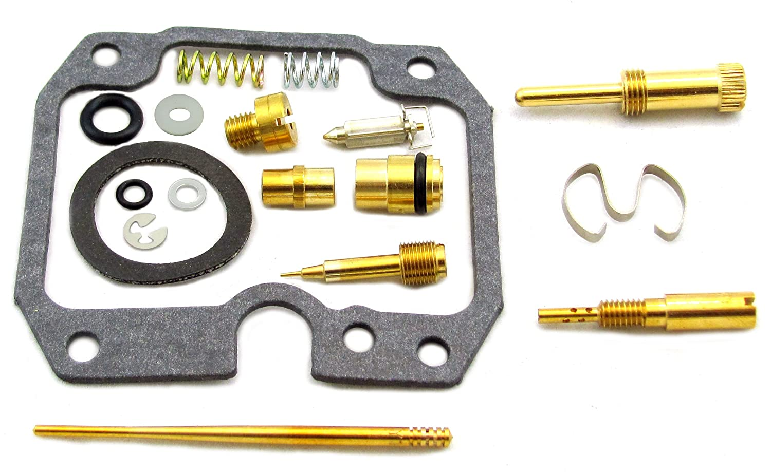 Freedom County ATV FC03101 Carburetor Rebuild Kit for Kawasaki KLF220A Bayou