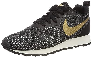 Nike Damen WMNS Md Runner 2 Eng Mesh Laufschuhe: Amazon.de: Schuhe ...