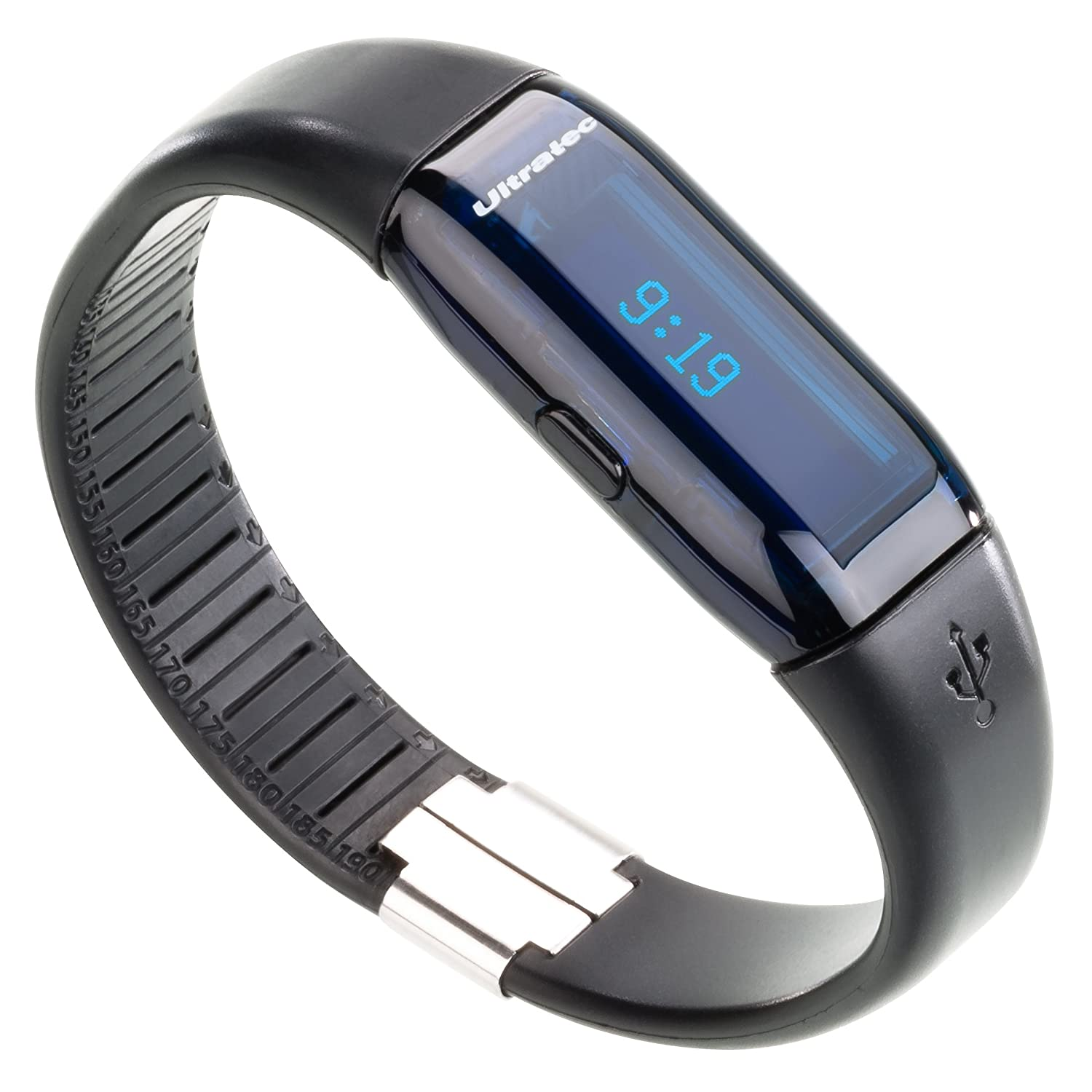 Ultrasport by Ultratec Active Tracker with Smart Pedometer, Fitness Tracker and App B00PFP0TCE