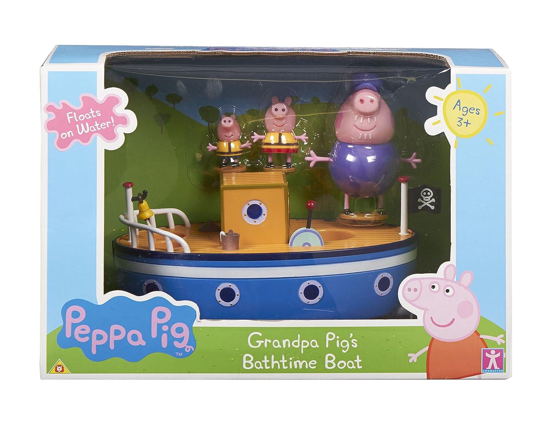 Character 2693 Barca Peppa Pig Bathtime [Importato dall'Inghilterra] Character Options
