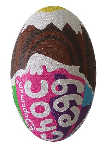 MINI balón de RUGBY de cacao óptima: Amazon.es: Deportes y aire libre