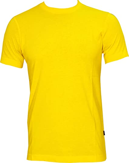 VR46 Valentino Rossi MotoGP - Camiseta para Hombre, Color Amarillo, XXL, Amarillo