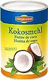 MorgenLand Bio-Kokosmehl, 2er Pack (2 x 500 g)