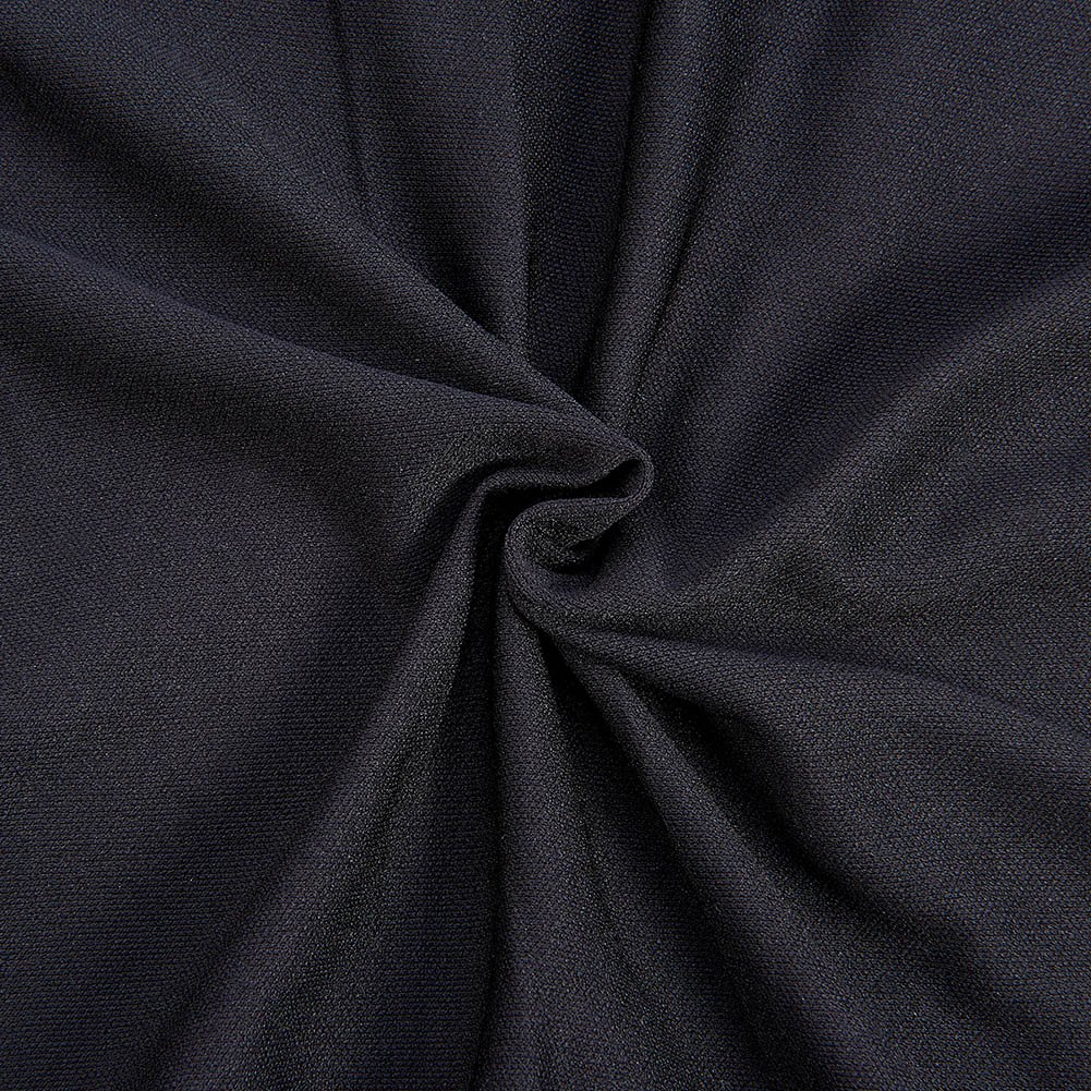 UR URLIFEHALL Black with Gray Universal Comefortaboe Cotton Car Seat Cover Pad Mat for Auto Car Chair Cushion