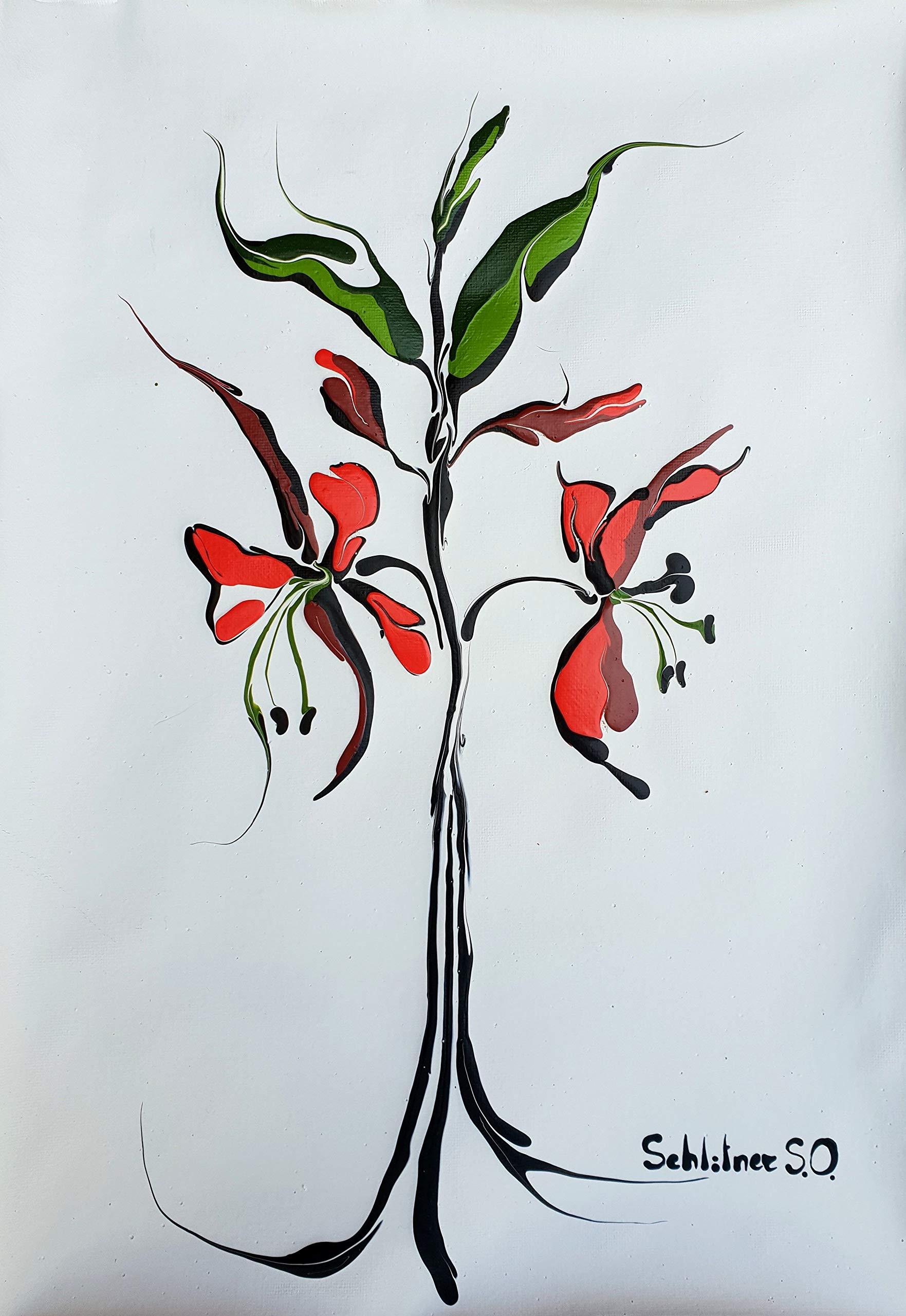 Herbarium Pink by