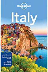 Lonely Planet Italy (Travel Guide) Paperback
