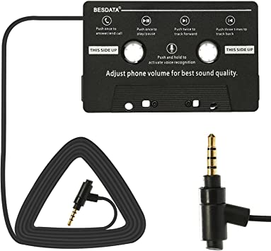 Car Cassette Adapter Standard Packaging