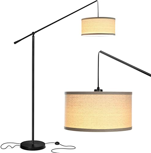 Brightech Hudson 2 Modern Floor Lamp