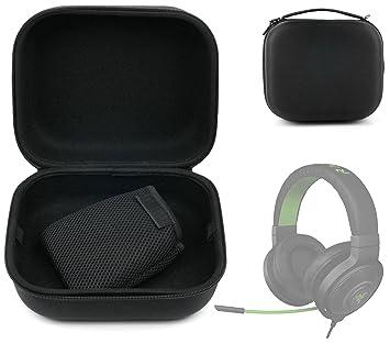 DURAGADGET – Funda rígida para auriculares Gaming Razer Kraken 7.1, Pro 2013, Pro