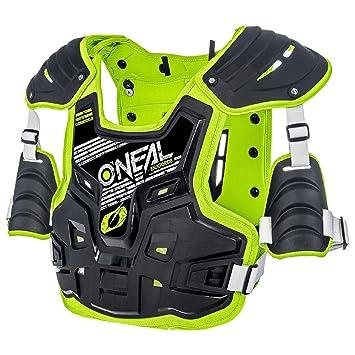 O'Neal PXR Stone Shield Protektoren Jacke Offroad Motocross Enduro MX  Panzer Rücken Brust,
