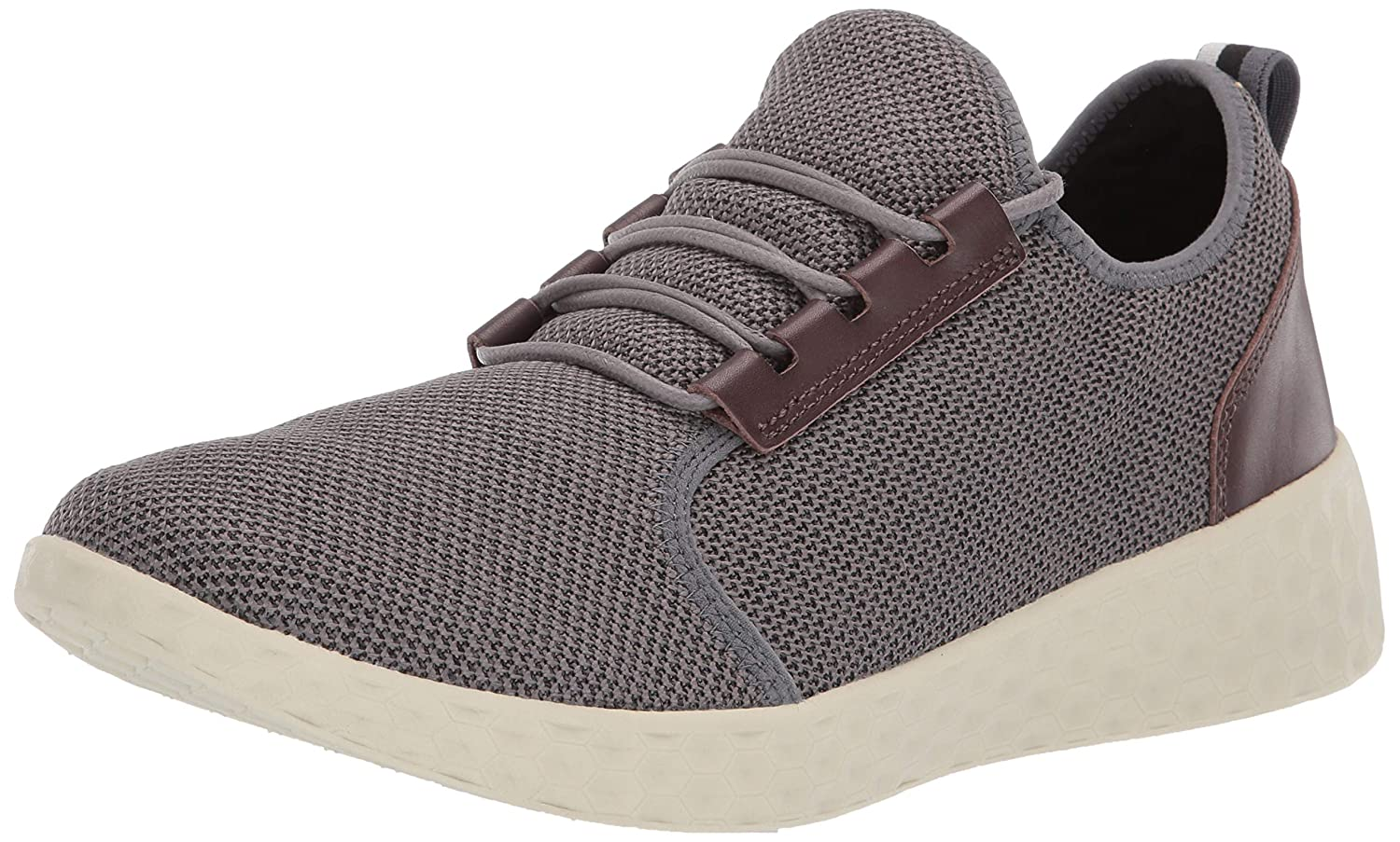 71e8887a583a8 Dr. Scholl's Shoes Men's Revive Sneaker, Grey eco Knit, 11 M US